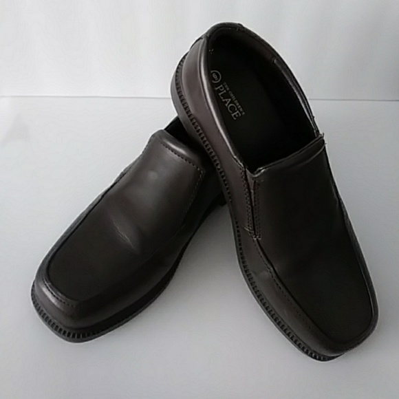 Shoes   Boys Dress Slip On Size
